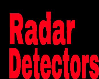 Radar Detectors New Zealand