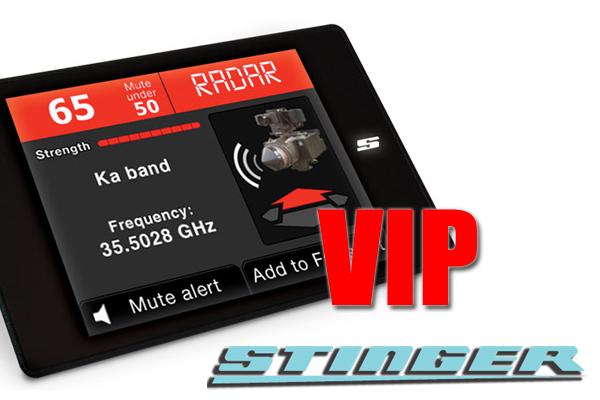 Stinger VIP radar in New Zealand